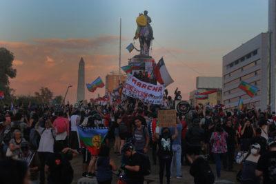 The New York Times: trolls rusos aumentaron durante las protestas en Chile
