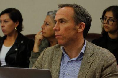 """Jorge Alessandri se inclina por el rechazo: """"El terror ya está"""""""