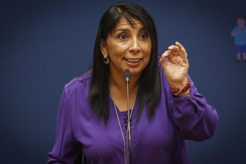 """Karla Rubilar retoma polémica por informe Big Data: """"No tenía conocimiento"""""""