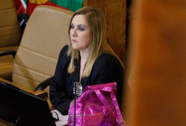 """Pamela Jiles explica su rechazo al voto obligatorio: """"Es violento, antidemocrático y represivo"""""""