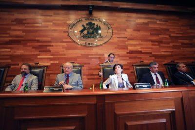 TC declara inadmisible requerimiento del Frente Amplio por Ley Antisaqueos