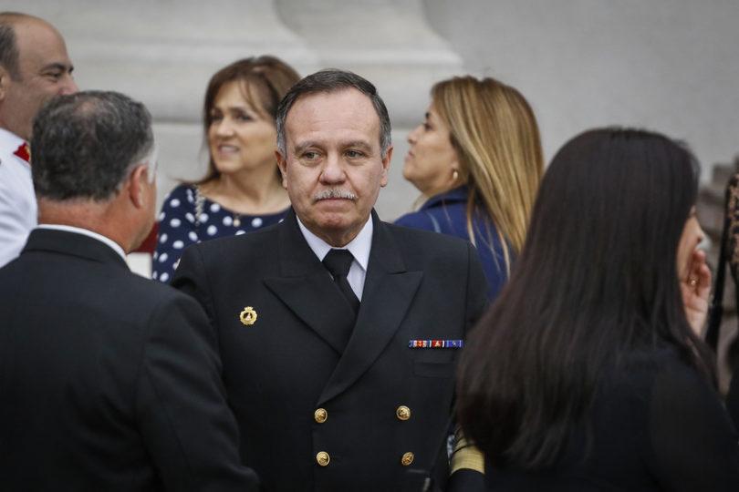 Corte Suprema prohibió entregar listados de viajes de comandante de la Armada