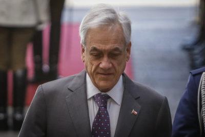 Encuesta Ipsos: Aprobación internacional de Sebastián Piñera se desploma
