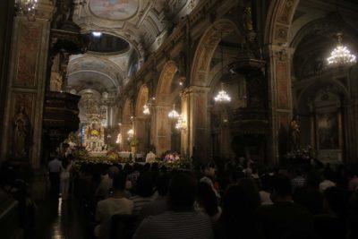 ¿Secuestraron y golpearon a un sacerdote en la catedral de Santiago?