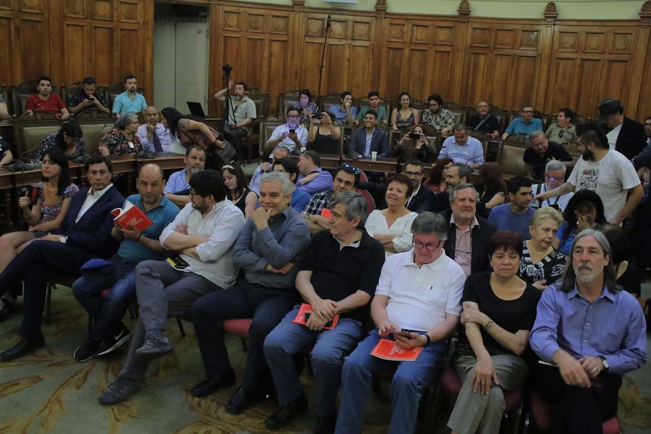 La carta que 70 militantes del PS entregaron para renunciar al partido
