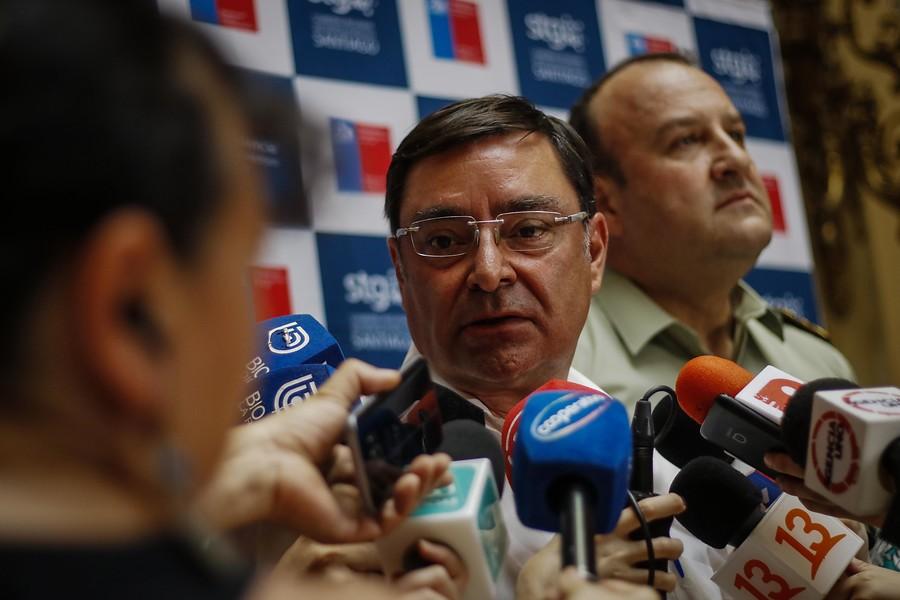 Intendente Guevara descarta renuncia a horas de presentación de acusación constitucional