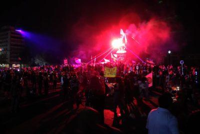 """""""Estamos todos amenazados de muerte"""": los impactantes testimonios de los vecinos de Plaza Baquedano"""
