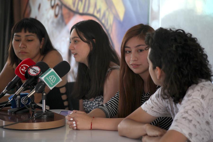 Cones se suma a movilizaciones de cara a rendición de la PSU