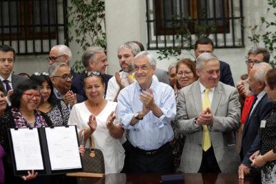 """""""Mejor Fonasa"""": El proyecto del presidente Piñera que busca mejorar la atención de salud"""
