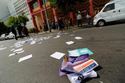 Demre da a conocer los 67 establecimientos donde se suspendió la PSU