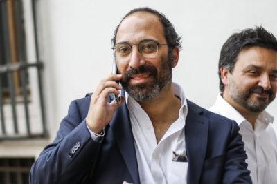 Jorge Selume renuncia a la dirección de la Secretaría de Comunicaciones del Gobierno
