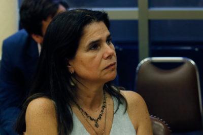 """Ximena Ossandón asegura que Allamand """"se está equivocando"""" por apoyar rechazo a plebiscito"""