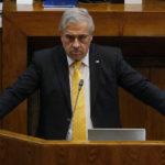 """Los argumentos que entregó Mañalich a Comisión Investigadora para asegurar que civiles """"disparan perdigones"""""""