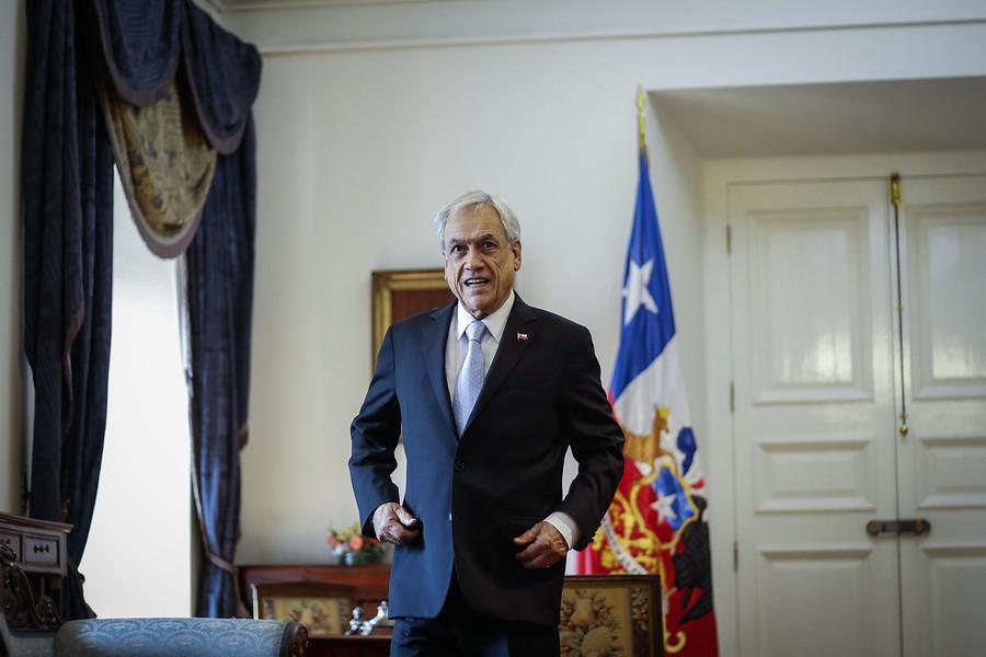 Pensiones: Piñera confirma incremento de 6% de cotización adicional