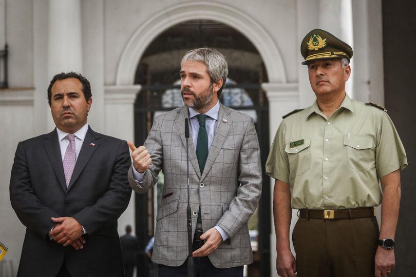 Gobierno reconoce que Quiñenco los puso en contacto con empresa del Big Data