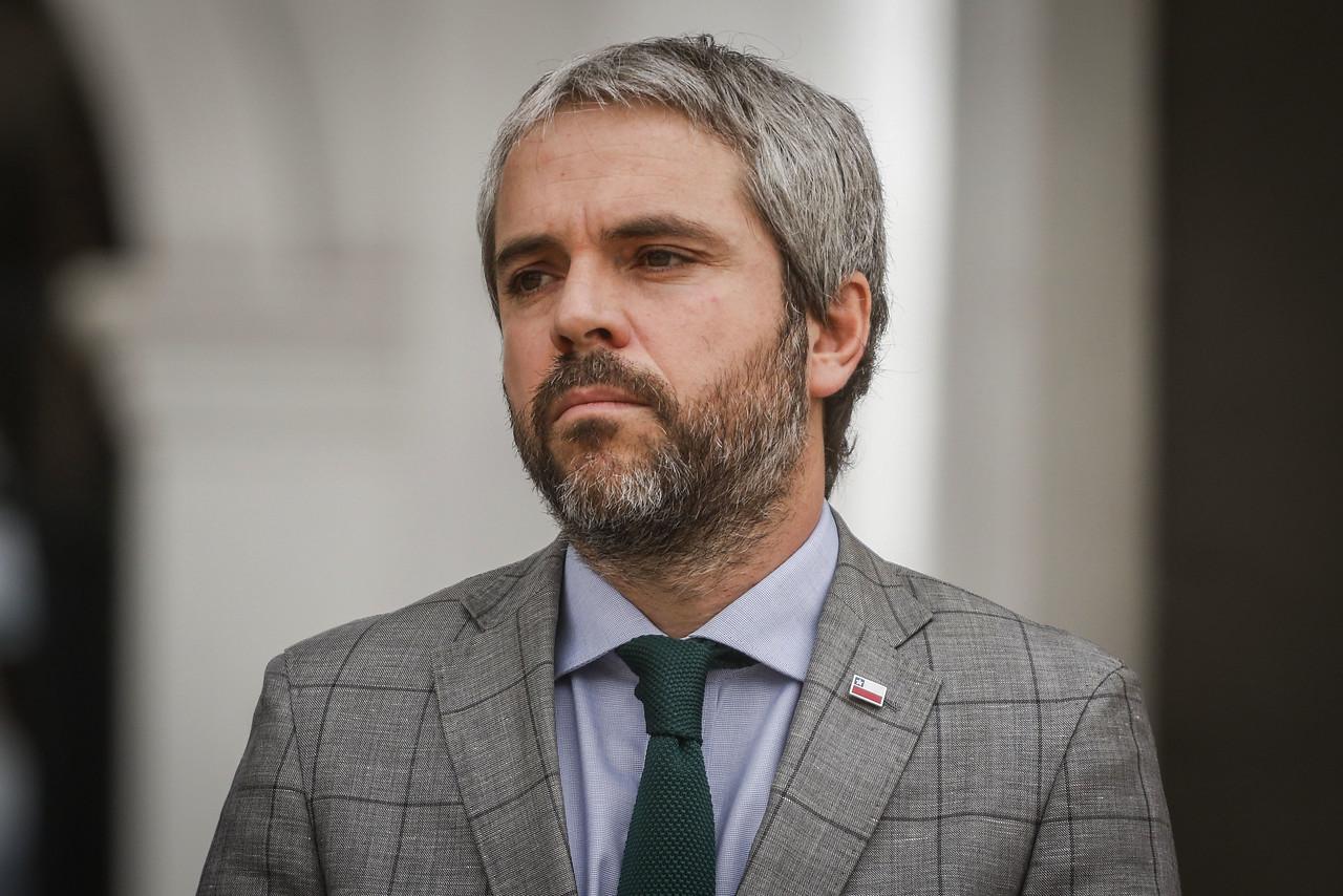 """""""Blumel sobre Ley Antisaqueos:"""