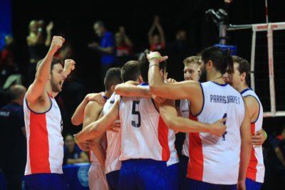 Vóleibol: Chile superó a Perú y entran a la pelea por un cupo en Tokio