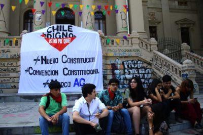"""Cones pide que el voto vuelva a ser obligatorio: """"Que la revolución también sea votando"""""""