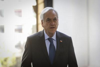 """Sebastián Piñera valoró aprobación de ley """"antisaqueos"""" en el Senado"""