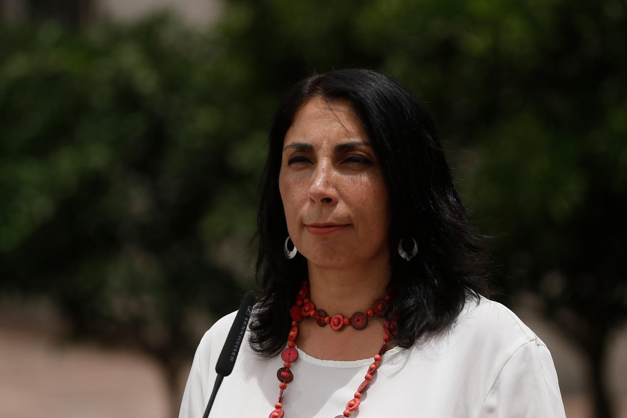 Ministra Rubilar asegura que acusación contra Blumel