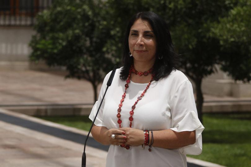 """Karla Rubilar e insultos en Hospital San José: """"Con gritos y amenazas no podemos avanzar"""""""