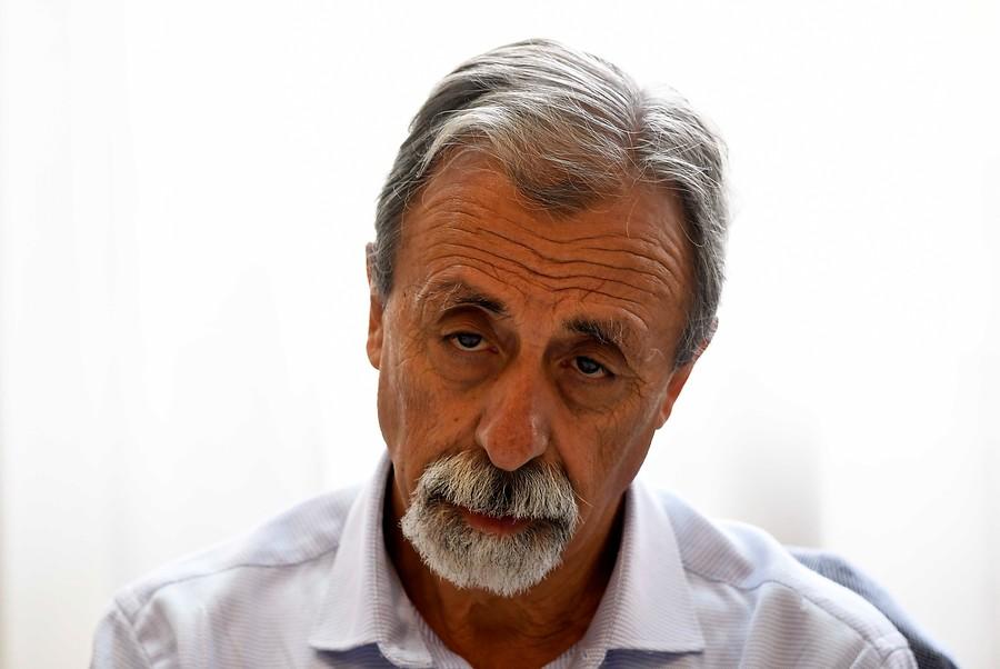 Luis Mesina se desdice por órgano constituyente: