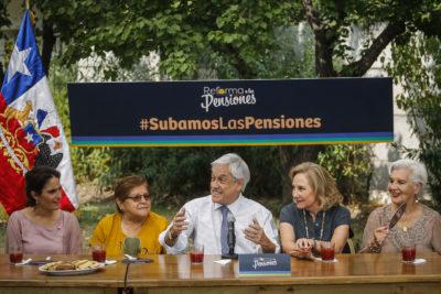 A quiénes beneficia y cómo se aplicaría la reforma a las pensiones