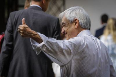 Qué dice la querella por crímenes de lesa humanidad contra Sebastián Piñera
