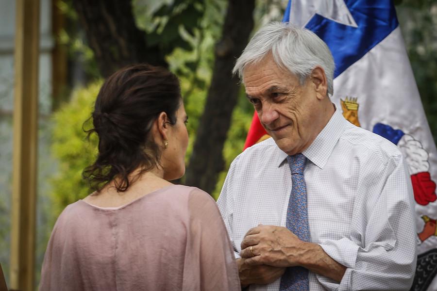 """""""¿Toca a las AFP?"""": la pregunta de Piñera a ministra Zaldívar sobre reforma de pensiones"""