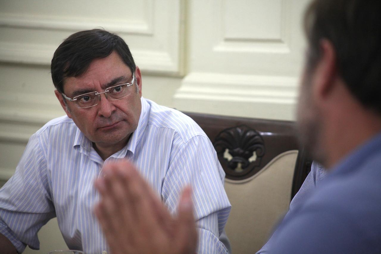 El estrecho vínculo entre Felipe Guevara y su reemplazo interino en la Intendencia