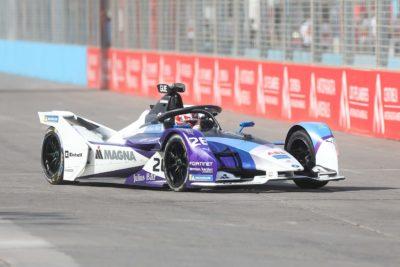 Maximilian Gunther se quedó con la victoria en el Santiago E-Prix 2020