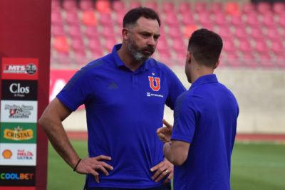 """Hernán Caputto y paso de la """"U"""" a la final por Copa Chile: """"Queríamos ganar esta posibilidad en cancha"""""""