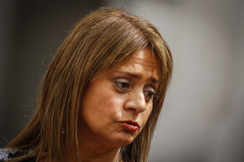 """UDI y funa a Jacqueline van Rysselberghe: """"Representa un acto de intolerancia"""""""