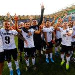 El triunfo de Colo Colo en Copa Chile según el relato de La Magia Azul