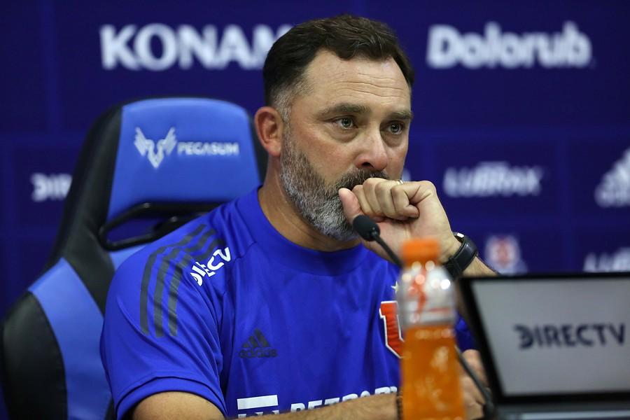 """Hernán Caputto: """"Todavía no comienza el torneo y ya estamos hablando del descenso"""""""