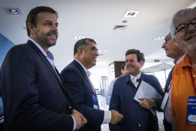 """Plebiscito: Evópoli y el PRI anunciaron que apoyarán la opción """"Apruebo"""""""