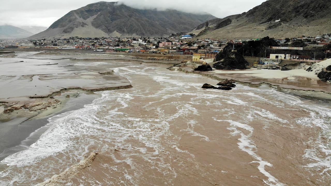 """""""Región de Atacama: aluviones vuelven a golpear el norte de Chile"""""""
