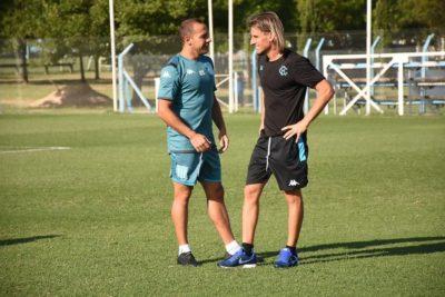 Racing desmintió supuesta pelea entre Marcelo Díaz y Sebastián Beccacece