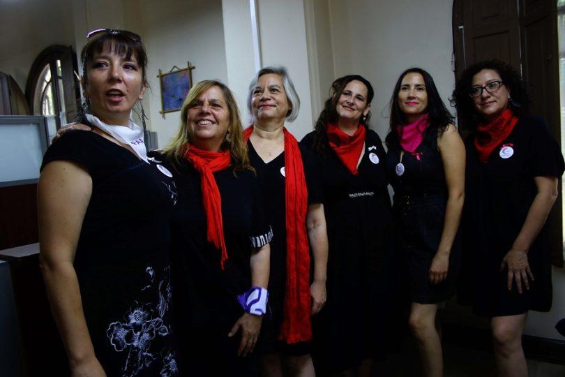 Partido Alternativa Feminista se inscribe de manera oficial en el Servicio Electoral