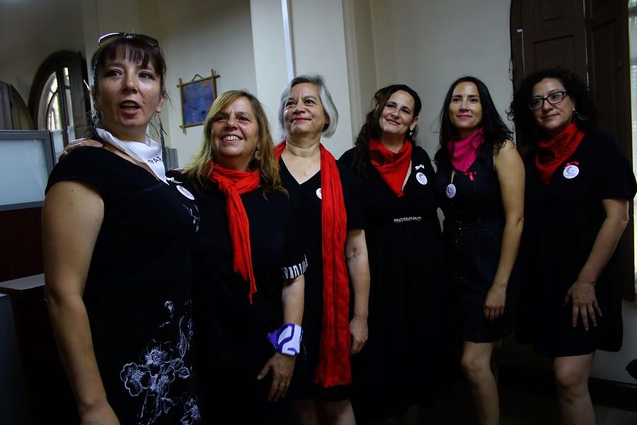 Partido Alternativa Feminista se inscribió en el Servel