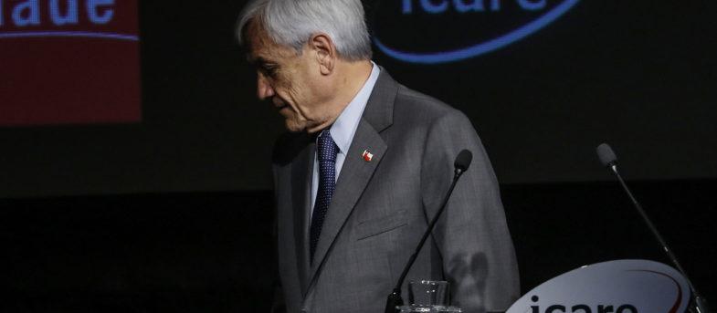 """Piñera por el estallido social: """"Experimenté lo que se llama la soledad del poder"""""""