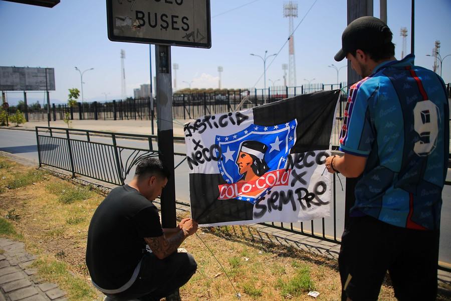 Clubes lamentan la muerte de hincha de Colo Colo atropellado por Carabineros