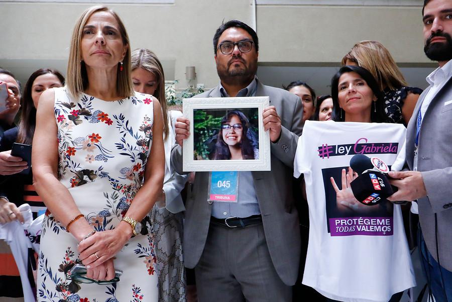 """""""Ley Gabriela: Cámara de Diputados aprueba aumento de penas por femicidio"""""""