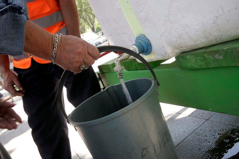 Gobierno no descartó racionamiento de agua en Santiago el próximo verano