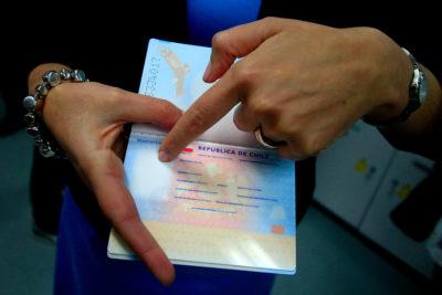 Extienden vigencia del pasaporte chileno a 10 años