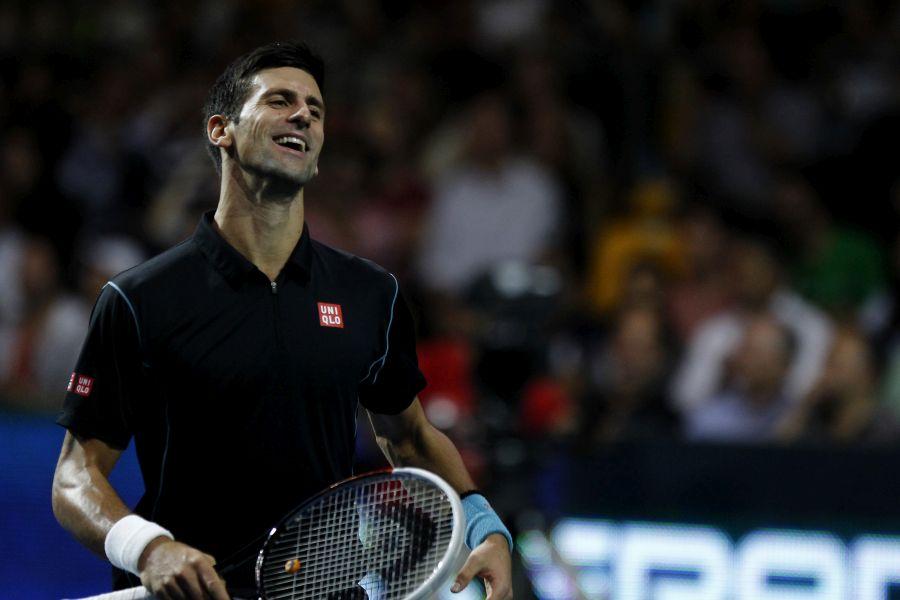 Djokovic se metió en la final del Abierto de Australia al derrotar a Federer