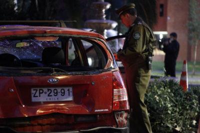 Un hombre murió tras chocar su vehículo contra una reja en la comuna de Maipú