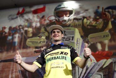 Ignacio Casale gana su tercer Dakar en la categoría quads