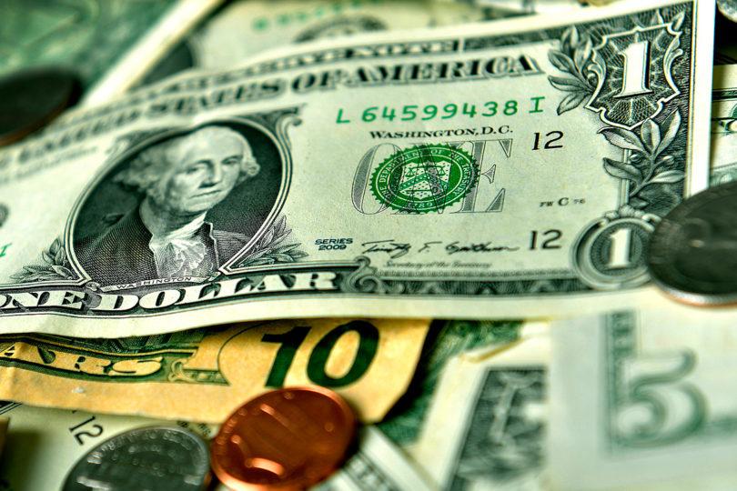 Precio del dólar cayó con fuerza por segunda jornada consecutiva