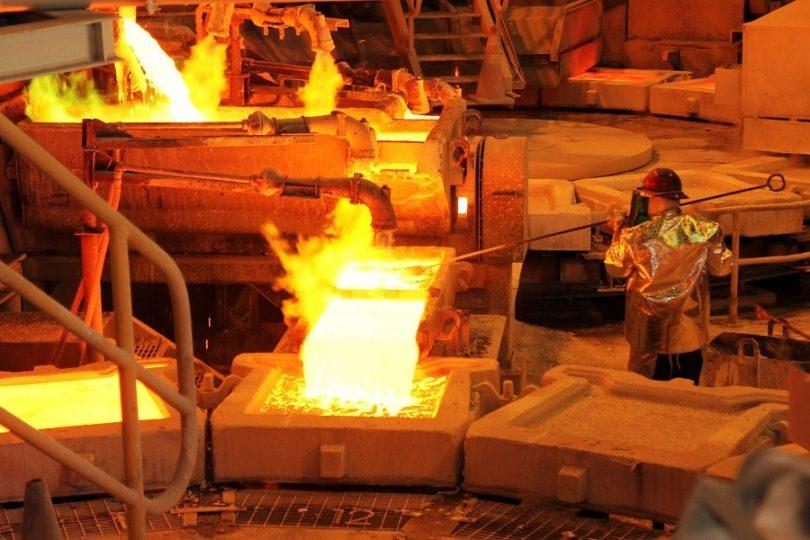 Precio del cobre cayó por décima jornada seguida y se sigue hundiendo